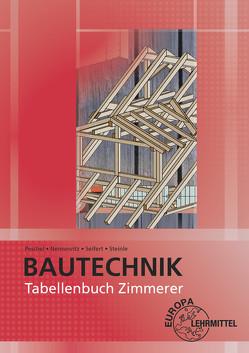Tabellenbuch Zimmerer von Nennewitz,  Ingo, Peschel,  Peter, Seifert,  Gerhard, Steinle,  Jürgen