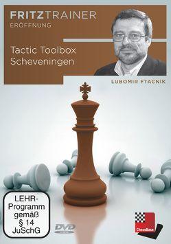 Tactic Toolbox: Scheveningen von Chessbase GmbH, Ftacnik,  Lubomir