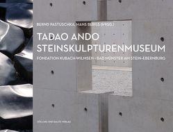 Tadao Ando. Steinskulpturenmuseum von Bergs,  Hans, Pastuschka,  Bernd