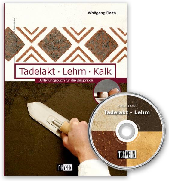 Tadelakt lehm kalk von raith wolfgang anleitungsbuch for Raumgestaltung literatur