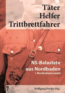 Täter Helfer Trittbrettfahrer, Bd. 7 von Proske,  Wolfgang