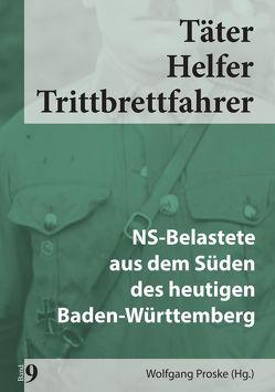 Täter Helfer Trittbrettfahrer, Bd. 9 von Dr. Proske,  Wolfgang
