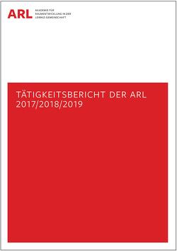 Tätigkeitsbericht der ARL 2017/2018/2019