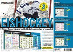 Tafel-Set Eishockey von Schulze,  Michael