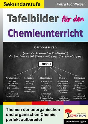 Tafelbilder für den Chemieunterricht von Pichlhöfer,  Petra