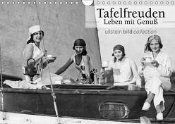 Tafelfreuden – Leben mit Genuß (Wandkalender 2018 DIN A4 quer) von bild Axel Springer Syndication GmbH,  ullstein
