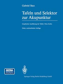 Tafeln und Selektor zur Akupunktur von Kofen,  Petra, Stux,  Gabriel