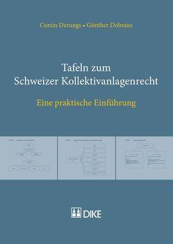 Tafeln zum Schweizer Kollektivanlagenrecht von Derungs,  Corsin, Dobrauz,  Günther