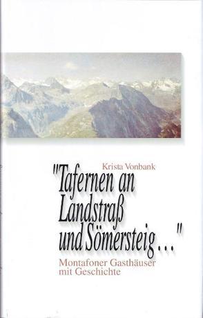 Tafernen an Landstrass und Sömersteig… von Vonbank,  Krista