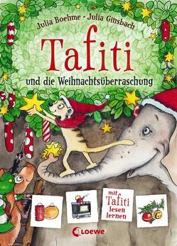Tafiti und die Weihnachtsüberraschung von Boehme,  Julia, Ginsbach,  Julia