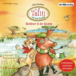 Tafiti und seine Freunde. Abenteuer in der Savanne von Boehme,  Julia, Herbst,  Christoph Maria