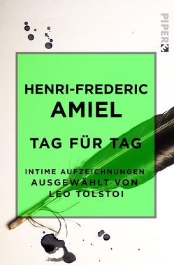 Tag für Tag von Amiel,  Henri-Frederic, Frey,  Eleonore, Ingold,  Felix