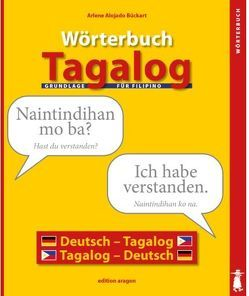 Tagalog / Filipino von Alojado Bückart,  Arlene, Klinkhardt,  Gerhard