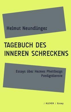 Tagebuch des inneren Schreckens von Neundlinger,  Helmut