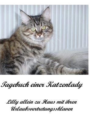 Tagebuch einer Katzenlady von Geith,  Ingrid