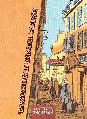 Tagebuch einer Reise von Thompson,  Craig, Wieland,  Matthias