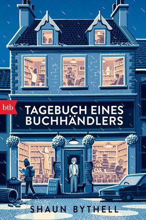 Tagebuch eines Buchhändlers von Barth,  Mechthild, Bythell,  Shaun