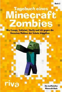 Tagebuch eines Minecraft-Zombies 2 von Books,  Herobrine