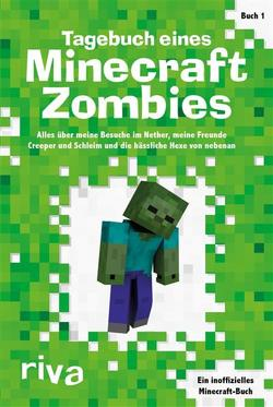 Tagebuch eines Minecraft-Zombies von Books,  Herobrine