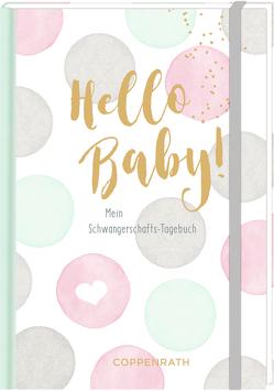 Tagebuch – Hello Baby! von Behrendt,  Tina, Mußenbrock,  Anne