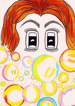 Tagebuch – Neugierde macht Wissen / Sei dein eigenes Wunder – Mädchencover von Elvers,  Saskia Francoise