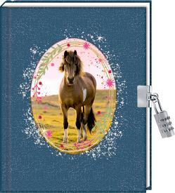 Tagebuch – Pferdefreunde – Mein Tagebuch von Roß,  Thea, Slawik,  Christiane