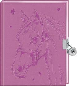 Tagebuch – Pferdefreunde – Mein Tagebuch (rosa) von Roß,  Thea