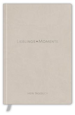 Tagebuch Soft touch taupe von Korsch Verlag