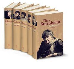 Tagebücher 1903 – 1971 von Ehrsam,  Thomas, Heinrich Enrique Beck-Stiftung,  Basel, Sternheim,  Thea, Wyss,  Regula
