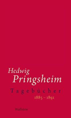 Tagebücher von Herbst,  Cristina, Pringsheim,  Hedwig