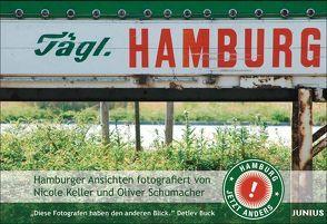Täglich Hamburg von Keller,  Nicole, Schumacher,  Oliver