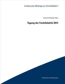 Tagung der Fachdidaktik 2013