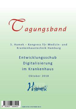 Tagungsband HAMEK 2018 von Nippa,  Jürgen