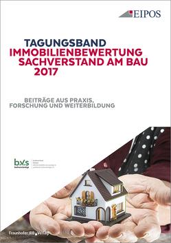 Tagungsband Immobilienbewertung und Sachverstand am Bau 2017.