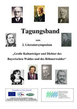 Tagungsband zum 2. Literatursymposium von Karl-Heinz,  Reimeier, Steger,  Christa, Willi,  Steger