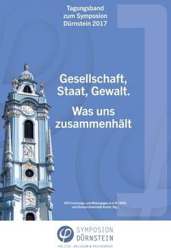 Tagungsband zum Symposion Dürnstein 2017 von Baatz,  Ursula, Biffl,  Gudrun, Donau-Universität Krems,  NÖ Forschungs- und Bildungsges.m.b.H. (NFB)