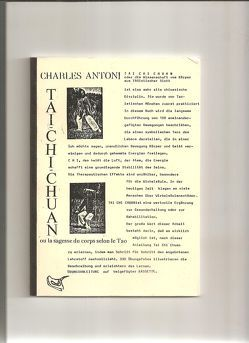 Tai Chi Chuan von Antoni,  Charles
