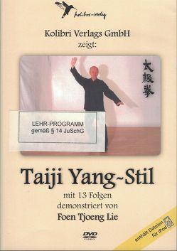 Taiji Yang Stil mit 13 Folgen von Lie,  Foen Tjoeng