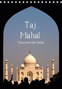 Taj Mahal – Monument der Liebe (Tischkalender 2019 DIN A5 hoch) von - Carina Buchspies,  Sichtweisen