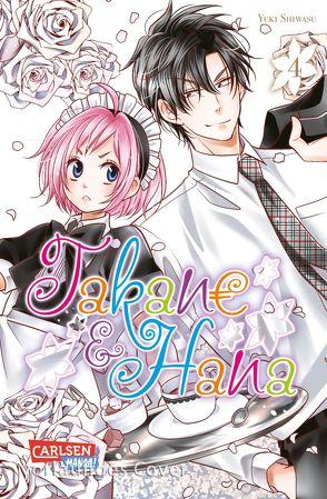 Takane & Hana 4 von Bockel,  Antje, Shiwasu,  Yuki