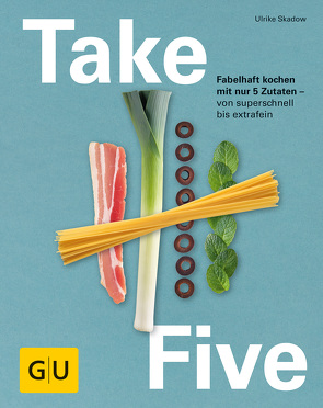 Take Five von Skadow,  Ulrike