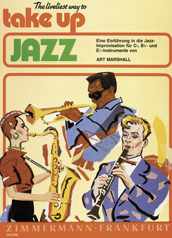 Take up Jazz von Marshall,  Art