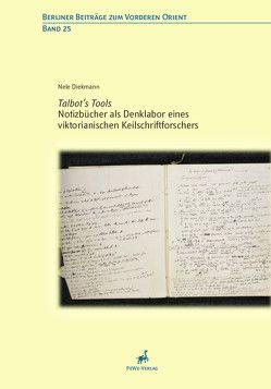 Talbot's Tools von Diekmann,  Nele