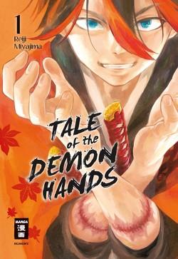 Tale of the Demon Hands 01 von Miyajima,  Reiji, Okada-Willmann,  Yayoi