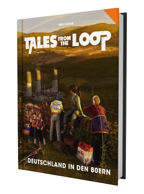 Tales from the Loop – Deutschland in den 80ern von Großkordt,  Kai, Hladek,  Dominic, Michalski,  Thomas, Möbis,  Carolina