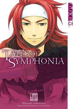 Tales of Symphonia 03 von Ichimura,  Hitoshi