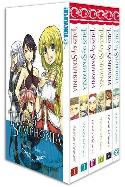 Tales of Symphonia Complete Box von Ichimura,  Hitoshi
