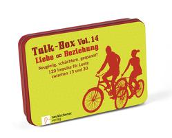Talk-Box Vol. 14 – Liebe & Beziehung von Filker,  Claudia, Schott,  Hanna, Schweitzer-Herbold,  Almut