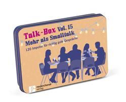 Talk-Box Vol. 15 – Mehr als Smalltalk von Filker,  Claudia, Schott,  Hanna, Schweitzer-Herbold,  Almut