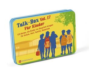 Talk-Box Vol. 17 – Für Kinder von Filker,  Claudia, Schott,  Hanna, Schweitzer-Herbold,  Almut